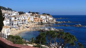 Costa Brava a Spanyol tengerpart egyik legismertebb partszakasza