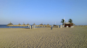 Costa Dorada a finom aranyhomokkal borított Spanyol tengerpart