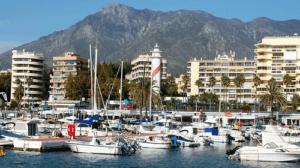 Costa del Sol a Spanyol tengerpart Kaliforniája
