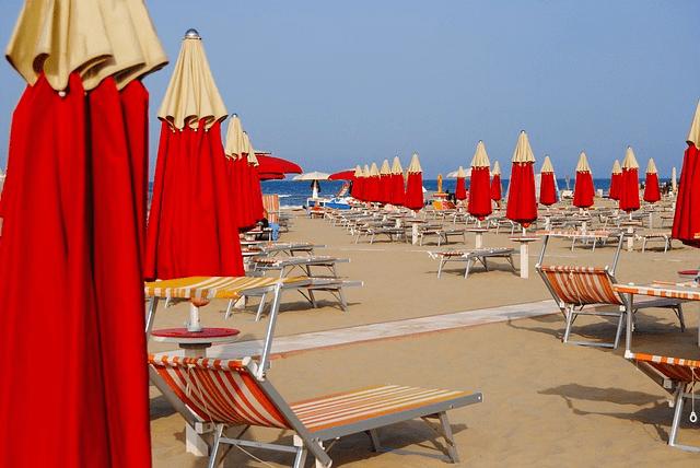 Rimini - Olasz Tengerpart
