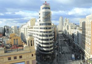 Hotel Catalonia Gran Vía**** Madrid szállás ajánlat