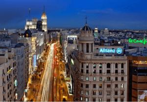 Vincci Capitol Hotel**** Madrid szállás ajánlat
