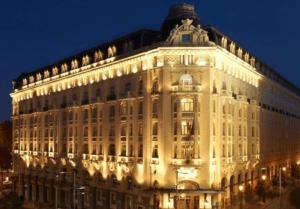 Westin Palace Hotel***** Madrid szállás ajánlat