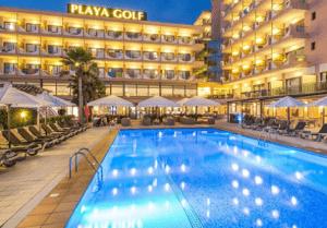 Hotel Playa Golf**** Mallorca Szállás