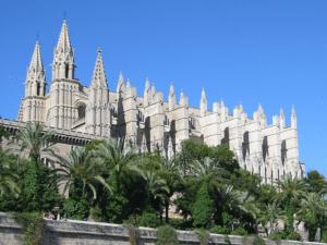 Palma Katedrális Mallorca
