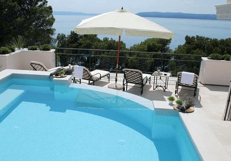 Hotel Luxury Rooms Villa Jadranka**** - Makarska Szállás