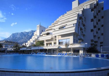 Hotel Meteor**** Makarska Szállás