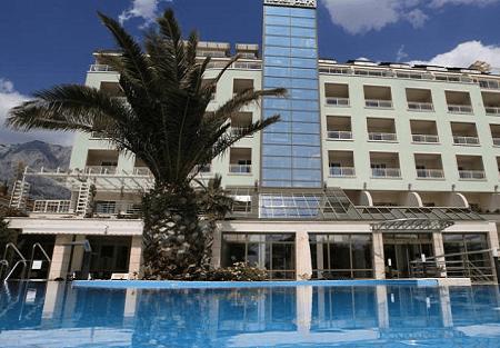 Hotel Park Makarska**** Makarska Szállás