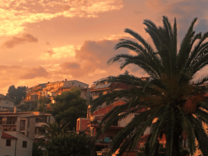 Naplemente Makarska Horvátország - Makarska Olcsó Szállás Ajánlatok