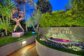 Franciaország, Cézanne Hotel Spa